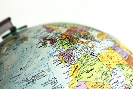 Un mapa mundi